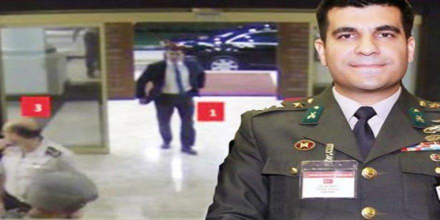 'FETÖ'cüyüm' diyerek teslim olan yüzbaşi serbest bırakıldı