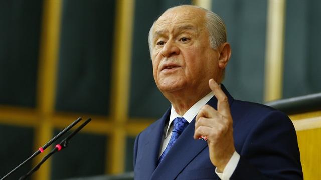 MHP Grup Toplantısında Devlet Bahçeli'nin açıklamaları