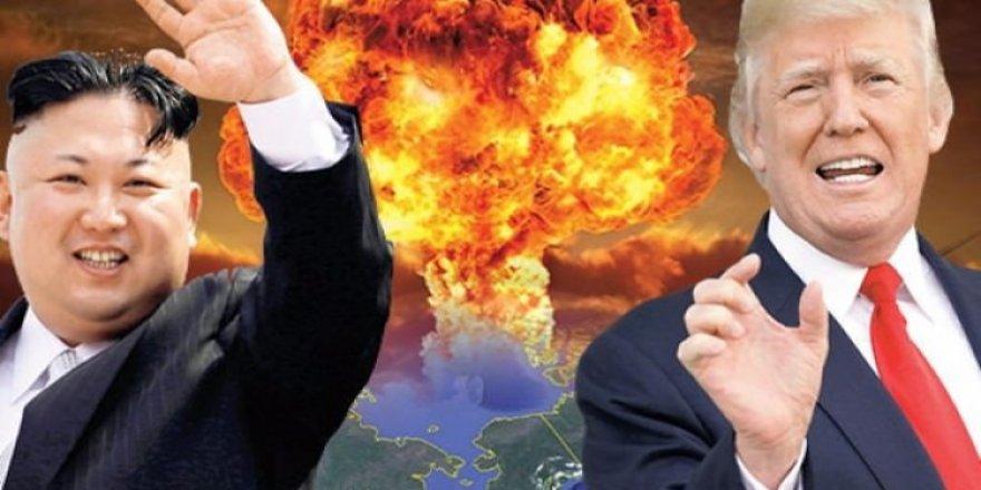 Savaş kapıda! ABD, Kuzey Kore'ye saldıracak