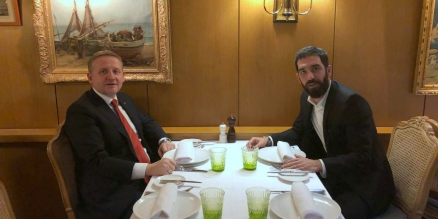 Arda Turan'ın Başakşehir'e maliyeti 4 milyon euro