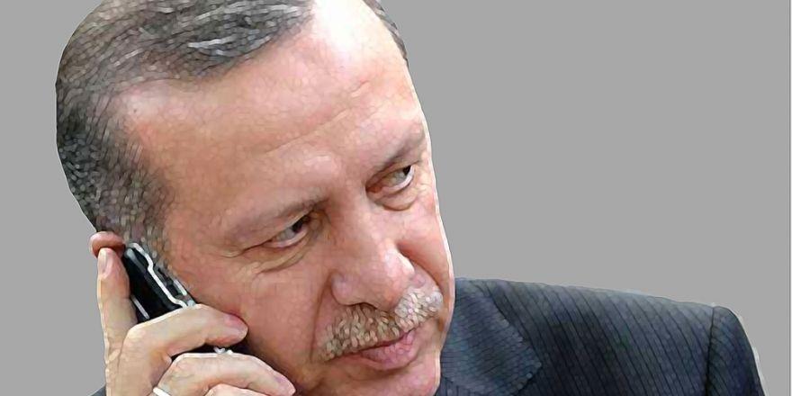 Cumhurbaşkanı Erdoğan, Özbek mevkidaşı ile telefonda görüştü
