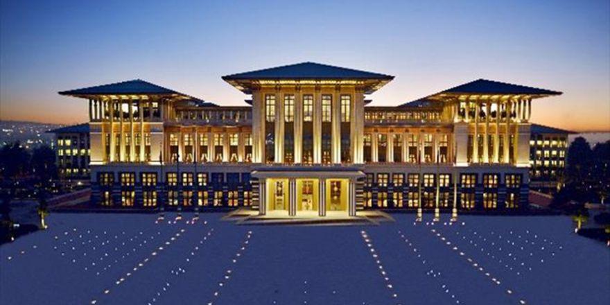 Yasama, yürütme ve yargı organı temsilcileri Beştepe'de