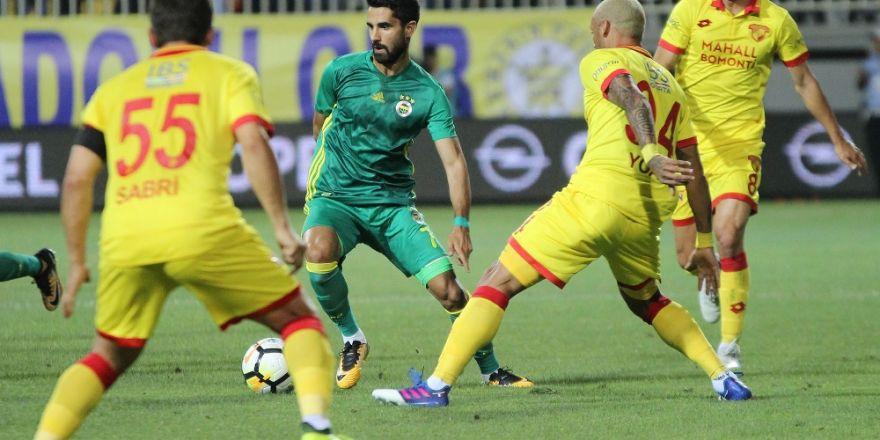 Fenerbahçe, Göztepe ile 48. randevuda