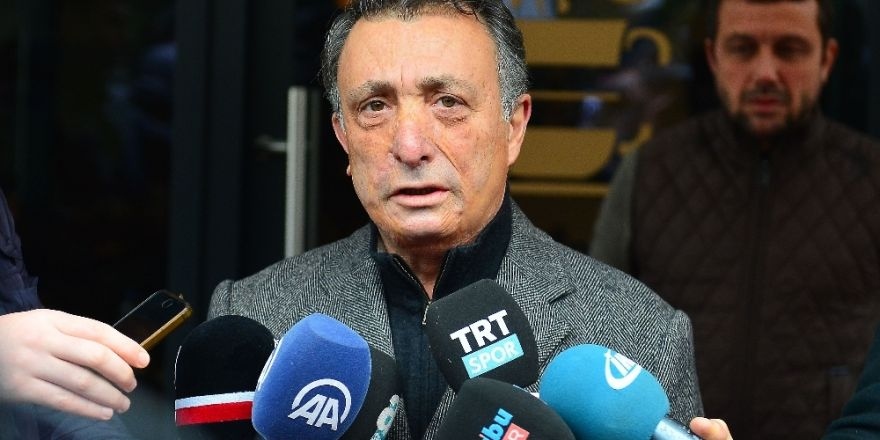 Beşiktaş İkinci Başkanı Çebi trafik kazası geçirdi
