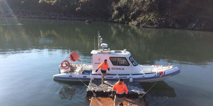Ordu-Giresun Havalimanı'na denizden güvenlik önlemi