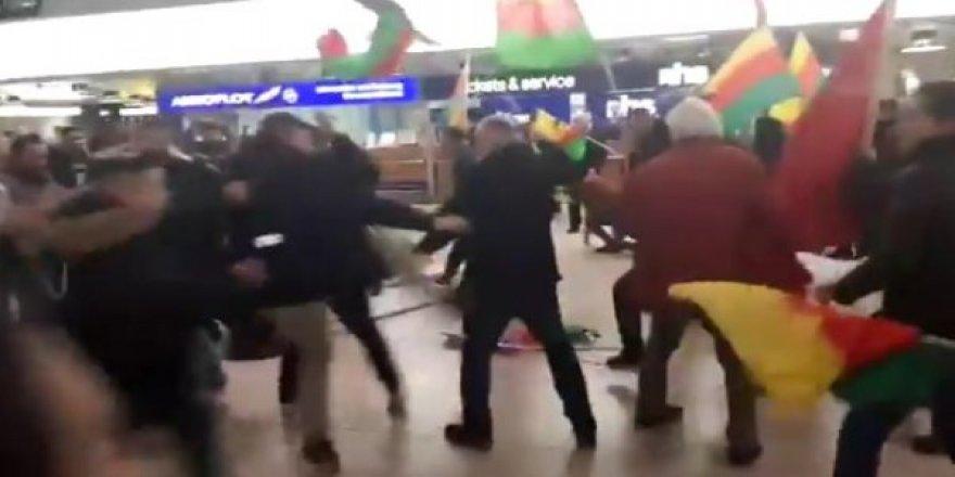 PKK yandaşlarına Almanya'da meydan dayağı