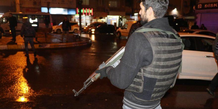 Diyarbakır'da 600 polisle uygulama