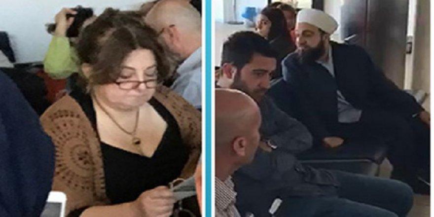 Sarıklı vatandaşa havalimanın'da şok saldırı