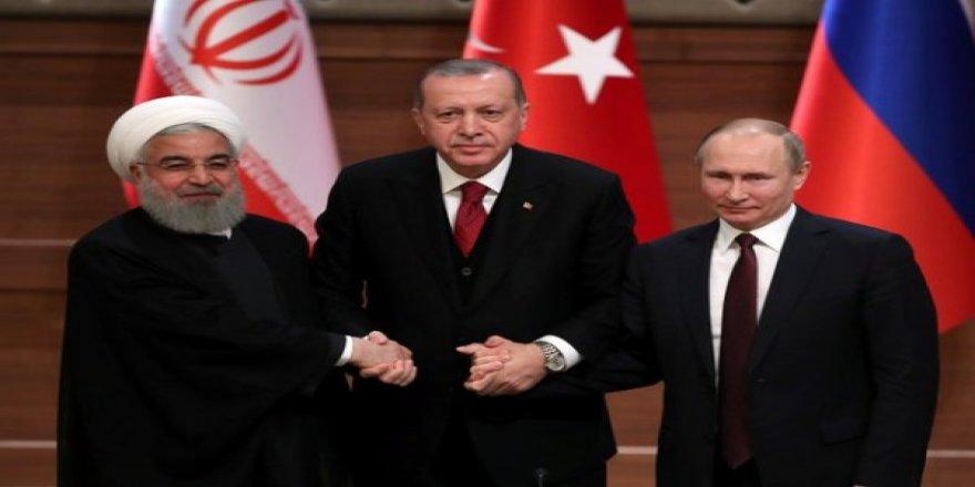Cumhurbaşkanı:Menbiç dahil YPG'yi her yerden atacağız