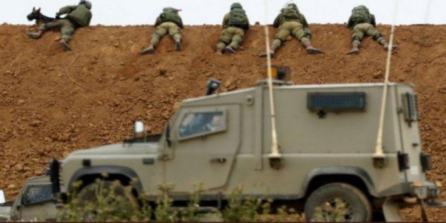 İsrail yine Filistinlileri hedef aldı 25 şehit 250 yaralı