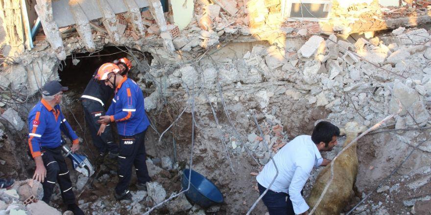 Adıyaman'da 5.1 büyüklüğünde deprem !