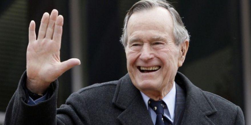 Eski ABD Başkanı Bush yoğun bakımda