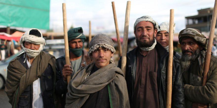 Afganlar Türkiye'ye Neden Geldiklerini Anlattı