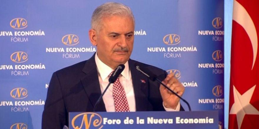 Başbakan Yıldırım'dan Ab'ye: Yine Hayal Kırıklığına Uğradık