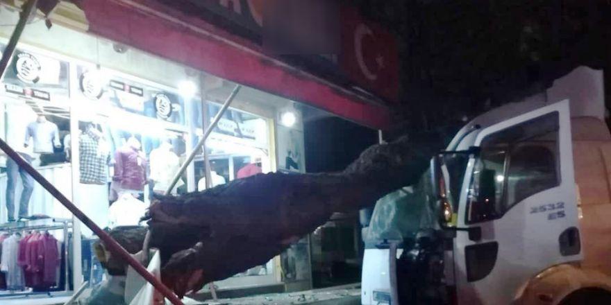 Arnavutköy'de Faciadan Dönülen Anlar Kamerada