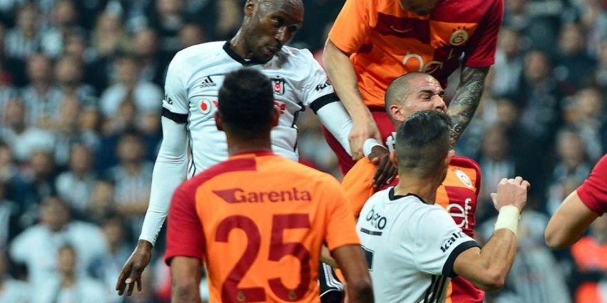 Galatasaray İle Beşiktaş 343. Randevuda