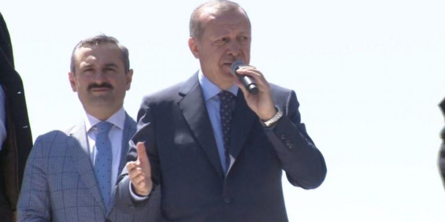 Erdoğan'dan Muhalefete: Birbirlerine Girdiler