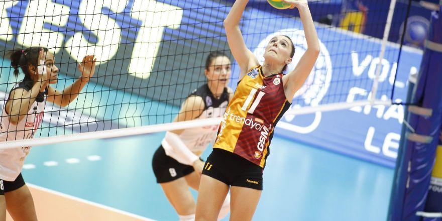 Galatasaray Finale Kalamadı