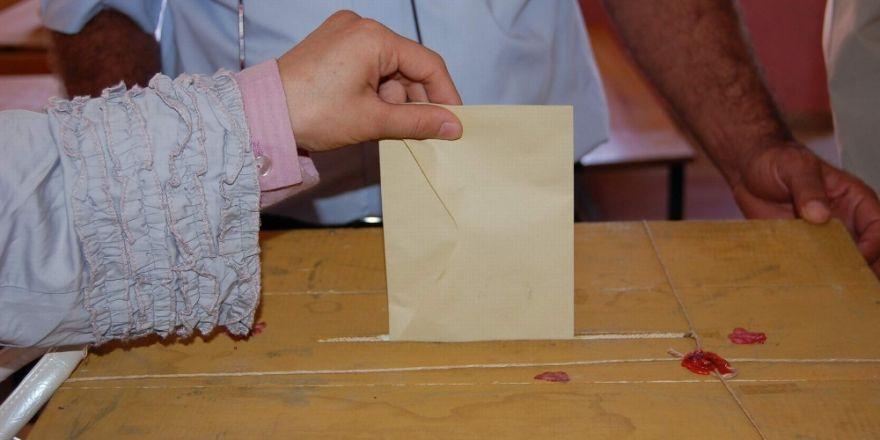 Lübnan Parlamento Seçimleri İçin Sandık Başında