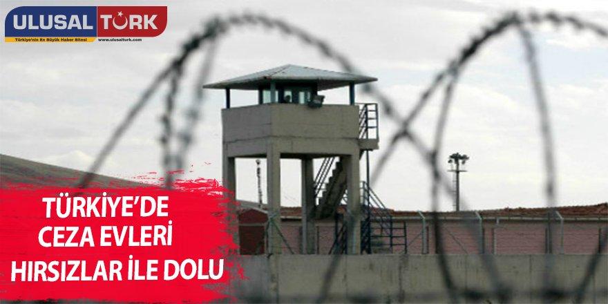 Türkiye'de Ceza evleri hırsızlar ile dolu