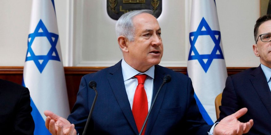 "İsrail Başbakanı Netanyahu "" Asıl Büyük Şeytan İrandır"""