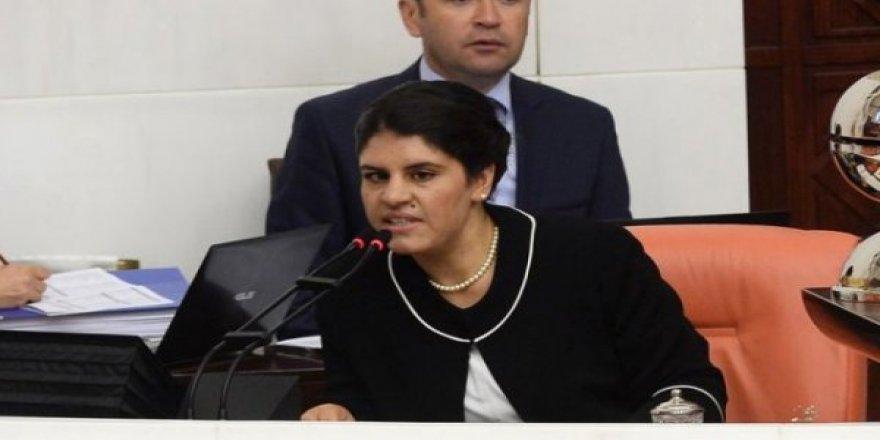 Teröristbaşı Abdullah Öcalan'ın yeğeni Dilek Öcalan yeniden aday