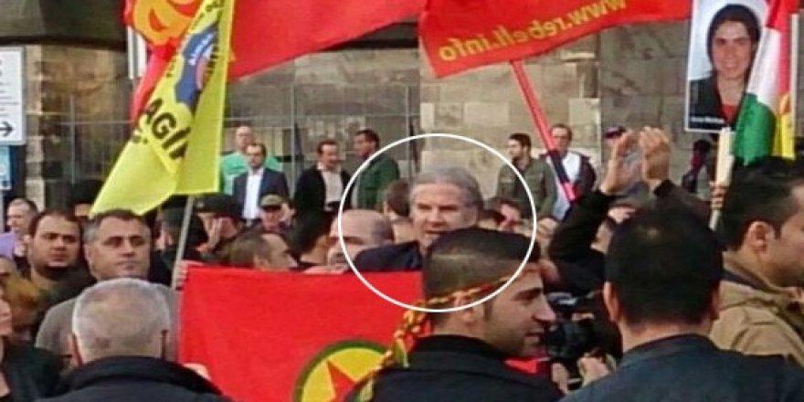 Avrupa'nın terör sevici örgütü Türkiye'ye geldi