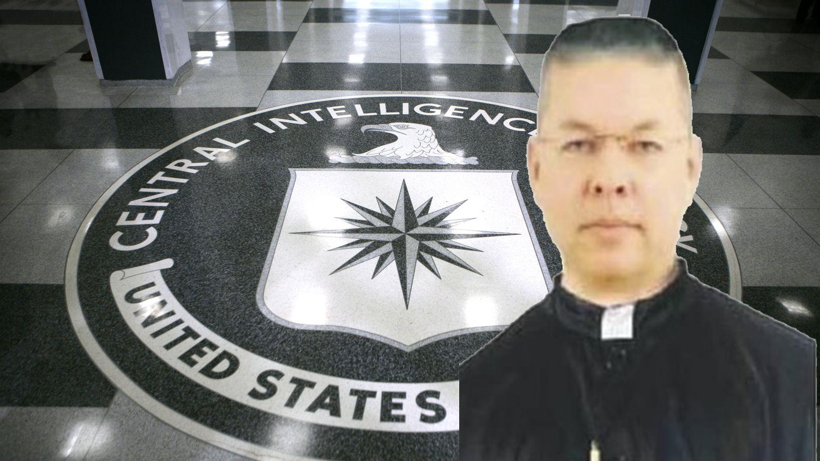 CIA, Brunson'a fırçayı basmış…