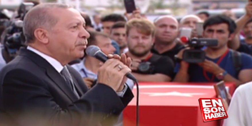Başkan Recep Tayyip Erdoğan:İdam Meclis'ten geçtiğinde onaylarım