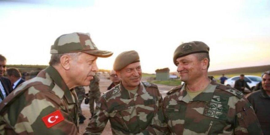 Muharrem ince sökeceğim demişti ! Afrin Kahramanı Temel Paşa'nın apoletlerini Erdoğan takacak