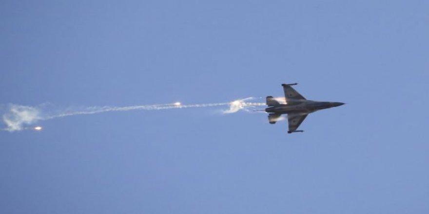 İsrail asıl suçlu Suriye ve İran dedi