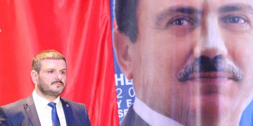 Alperen Ocakları İstanbul il başkanı Kürşat Mican istifa etti