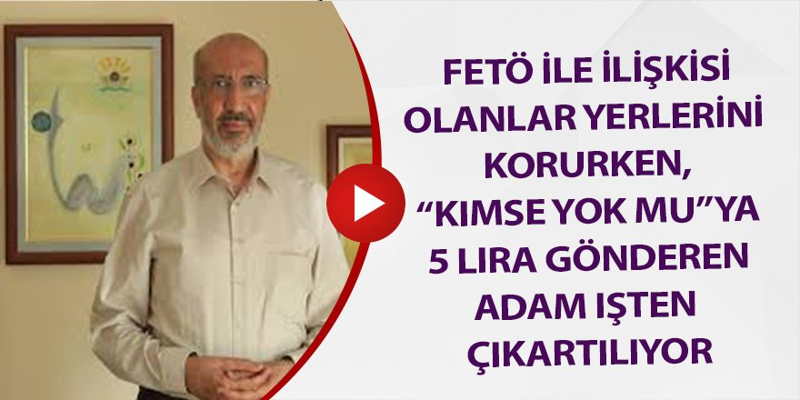 Yeni Akit Yazarı Abdurrahman Dilipak'tan Fetö davaları ile ilgili çarpıcı yazı