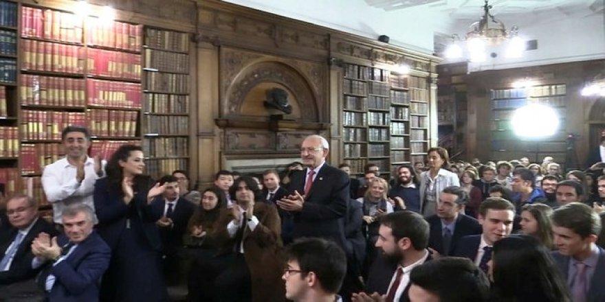 Kılıçdaroğlu Türkiye'yi yine İngilizlere şikayet etti