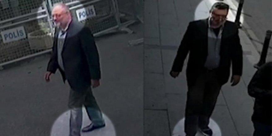 Cemal Kaşıkçı suikastin'da dublör ortaya çıktı