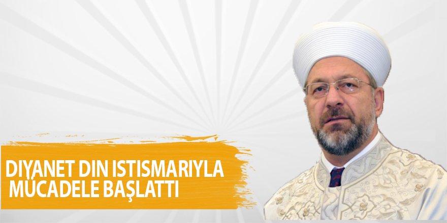 Prof. Dr. Ali Erbaş:Diyanet din istismarıyla mücadele başlattı