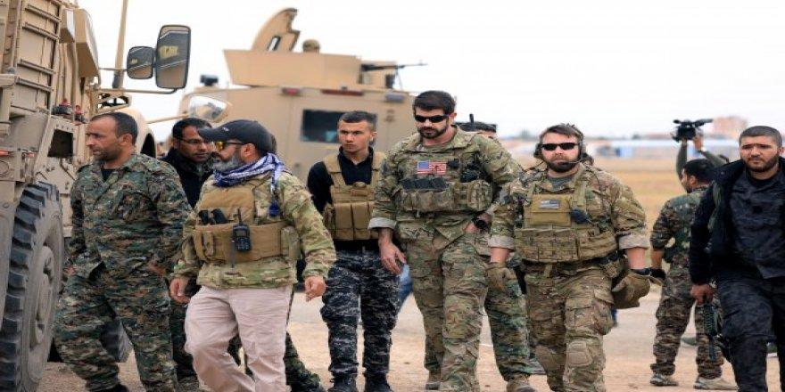 Amerika Birleşik Devletlerinden PKK'ya askeri eğitim