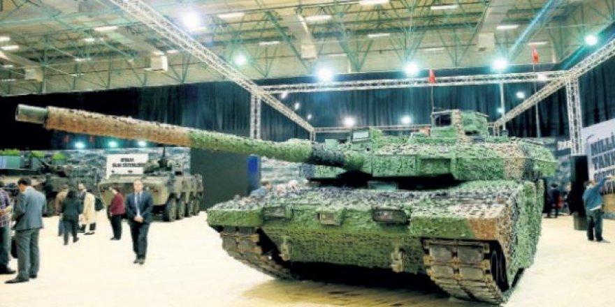 TSK'nın yeni kara gücü Altay tankının tüm özellikleri