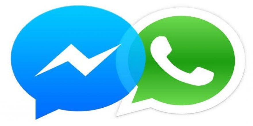WhatsApp'da bulunan özellik Facebook Messenger'a da eklendi