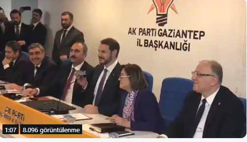 Gaziantep Belediye Başkanlığına yine Fatma Şahin'mi aday olacak
