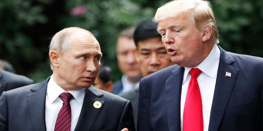ABD Başkanı Donald Trump Putin görüşmesini iptal etti