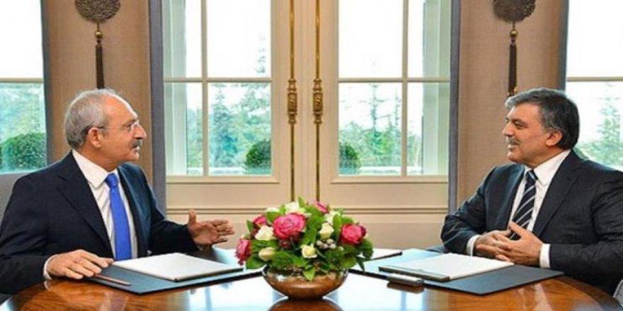 11. Cumhurbaşkanı Gül'den Kemal Kılıçdaroğlu ve Temel Karamollaoğlu açıklaması