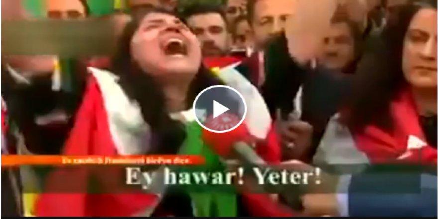 YPG Terösitlerin ABD'ye tepkisi