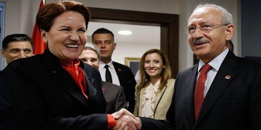 CHP-İyi Parti ittifakında 5 il daha İyi Partiye gidiyor