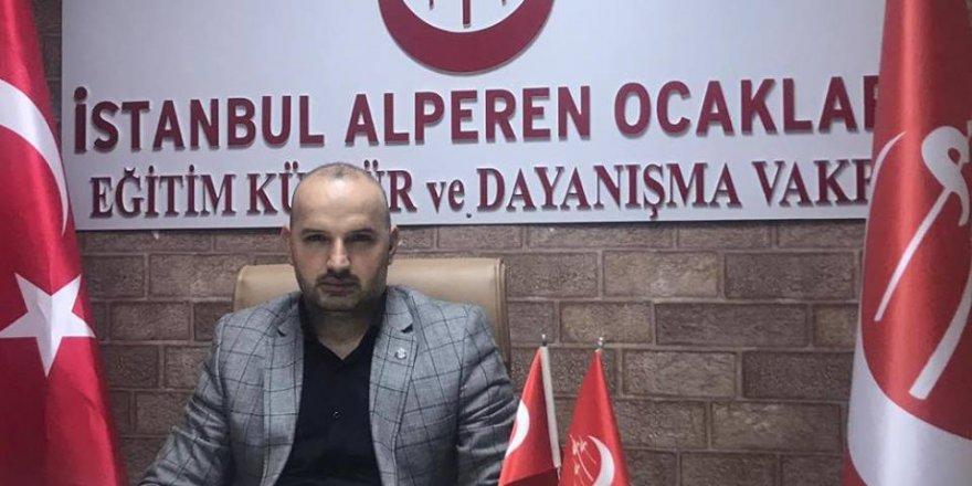 İstanbul Alperen Ocakları'ndan Ayasofya açıklaması