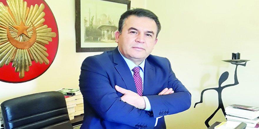 Stratejist Abdullah Çiftçi ATV Muhabirinin Doğu Türkistan açıklamasına cevap verdi