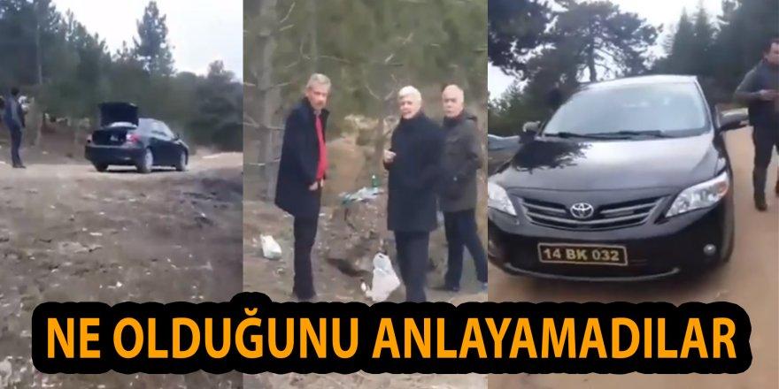 CHP'li Kıbrıscık Belediye Başkanı Doğan Dağ arkadaşlarıyla alkol alırken görüntülendi