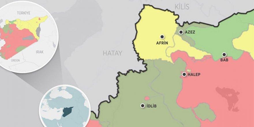 Azez'de bombalı saldırı 7 yaralı