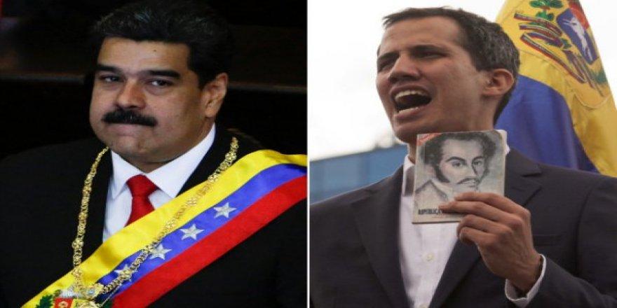 İtalyanın Venezuela kararı:Başka bir ülkenin içişlerine karışılmasına karşıyız