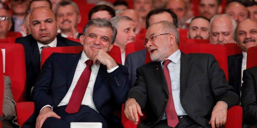 Temel Karamollaoğlu'dan Abdullah Gül'e:Kapımız açık, burada siyaset yapsınlar